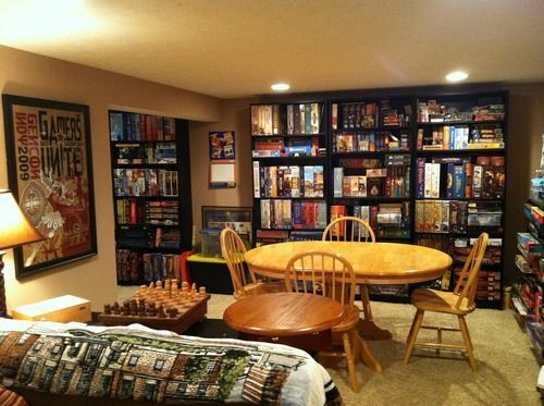 Wargames Room Board Game Room Game Room Family Game Room Decor