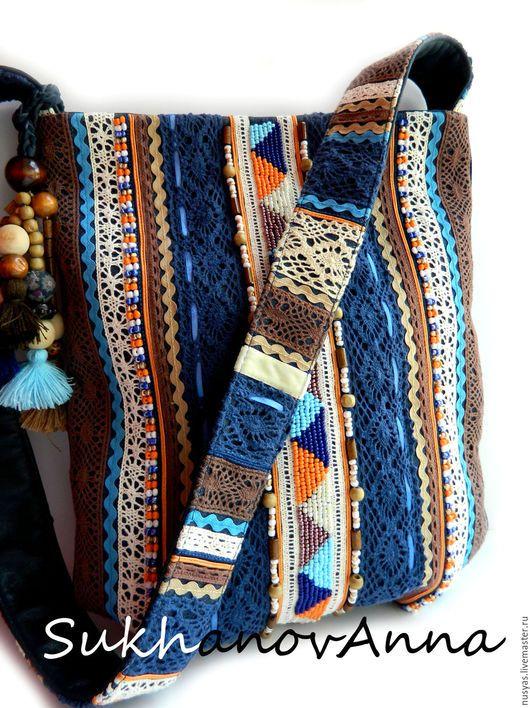 4e7524d96a70 Женские сумки ручной работы. Ярмарка Мастеров - ручная работа. Купить Бохо  - сумка