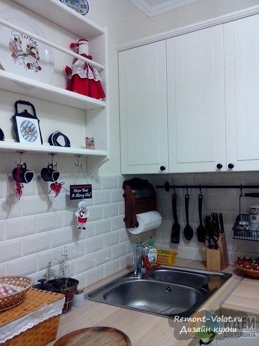уютная белая кухня икеа в перми отзыв 12 фото кухня Ikea