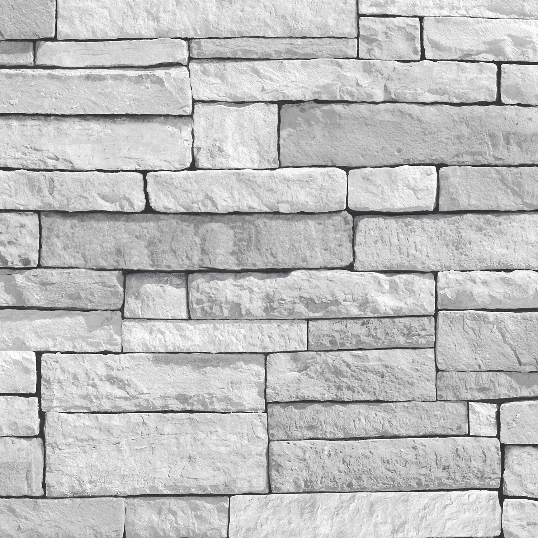 Diy Supplies Accessories Diy At B Q Brick Wallpaper Stone Wallpaper Diy Wallpaper