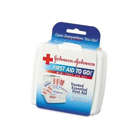 $2 96 - Johnson&johnson Johnson&Johnson Mini First Aid Kit
