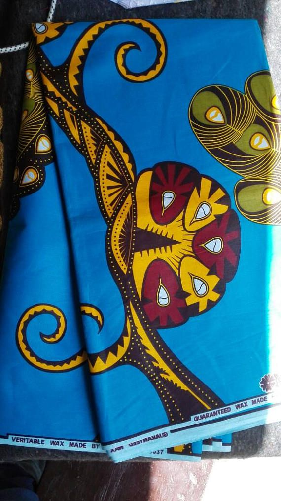 Dashki Fabric African Fashion Ankara Kitenge African: Check Out This Item In My Etsy Shop Https://www.etsy.com