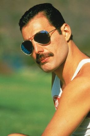 Freddie Mercury: His Life in Pictures