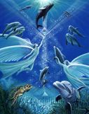 Star Dolphin Gallery - Angel Realm