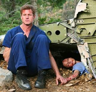 A scene that made me cry... When little Grey died... it was too sad...;(