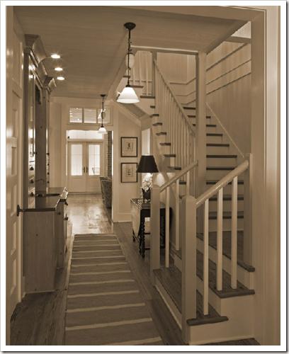 80 Modern Farmhouse Staircase Decor Ideas 64: Nice Stair By - Historical Concepts
