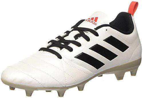 new styles d8307 8ecd5 adidas Ace 17.4 FG, Botas de Fútbol para Mujer, Blanco (Ftwr White   Core  Black   Core Red), 40 2 3 EU
