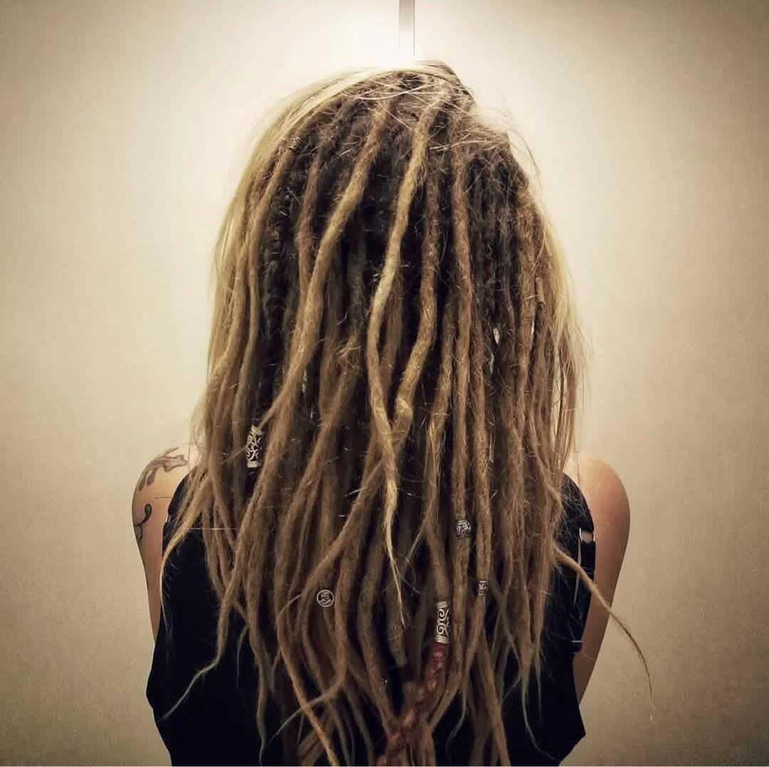 Dreadfactory Germany Posted To Instagram Meoooww Wir Lieben Wilde Mahnen Dieser Wuschelkopf Gehor Beautiful Dreadlocks Dread Hairstyles Dreadlocks Girl