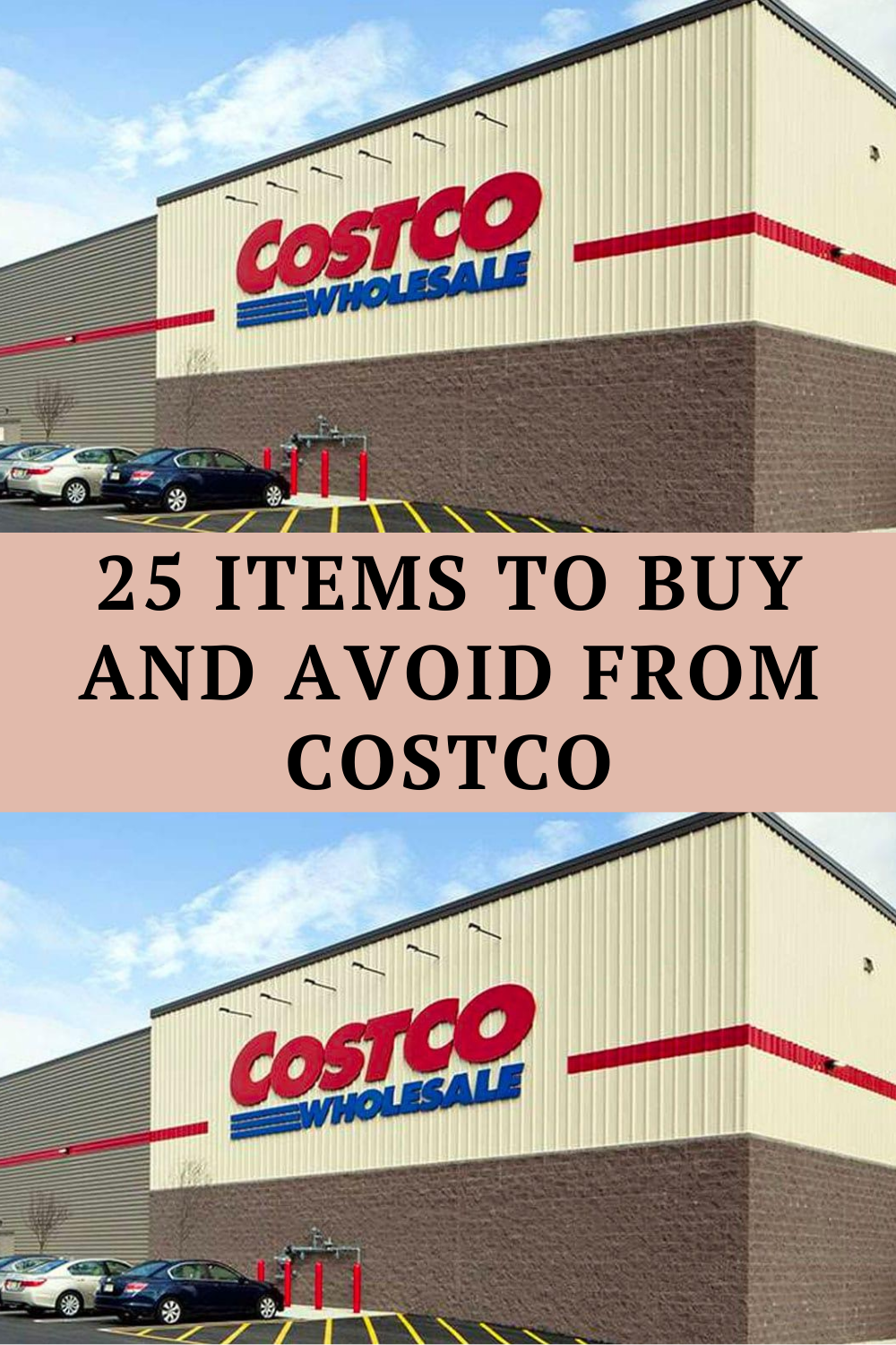 Wholesale isn't always better here are 25 items you