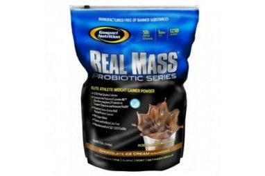 Gaspari Nutrition Real Mass Probiotic 5.4kg + Free Protein Bar Price: WAS £71.99 NOW £49.99