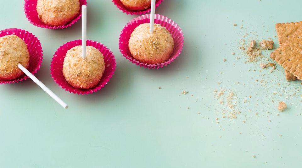 Cheesecake-Pops