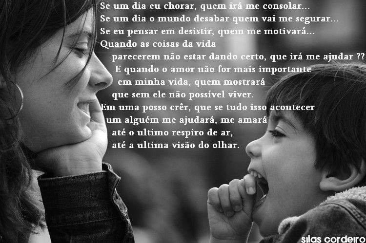 Frases De Amor Para Mãe