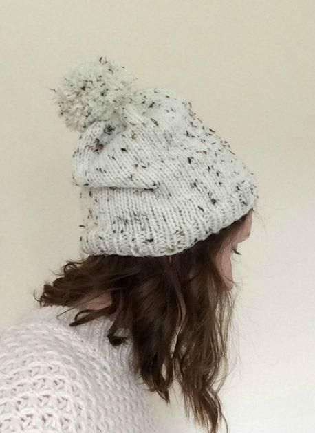 Darling Starling Knit Hat Pattern Knitted Hat Patterns Knitted Enchanting Simple Knit Hat Pattern