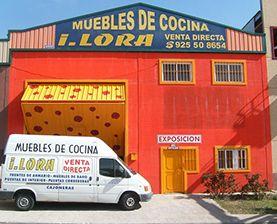 Muebles de Cocina Lora. Cocinas baratas para Toledo y Madrid