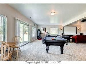 Image Result For Finished Walkout Basement Home Interior Design