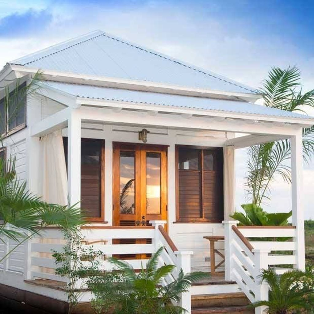 Stunning Tropical Beach House Architecture Ideas 21 Tropical Beach Houses Beach Cottage Decor Small Beach Cottages