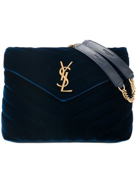 SAINT LAURENT Loulou chain bag.  saintlaurent  bags  shoulder bags ... 8d0cc19760