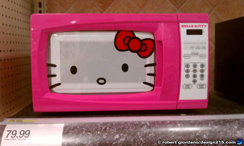 Target O Kitty Microwave Oven Favorite