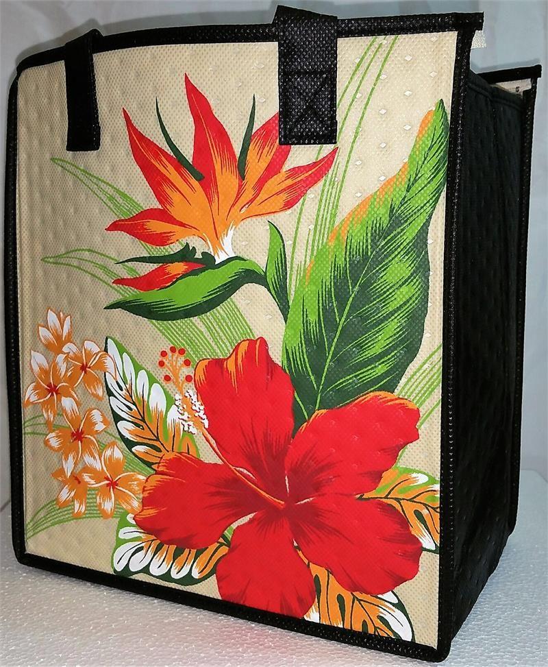 Hawaiian Hot Cold Reusable Small Bag Lupa Purple