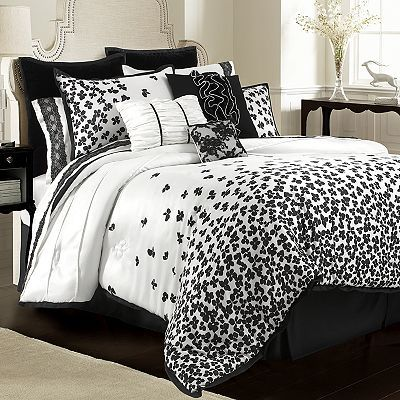 daisy fuentes allure bedding coordinates original from kohls love this so much