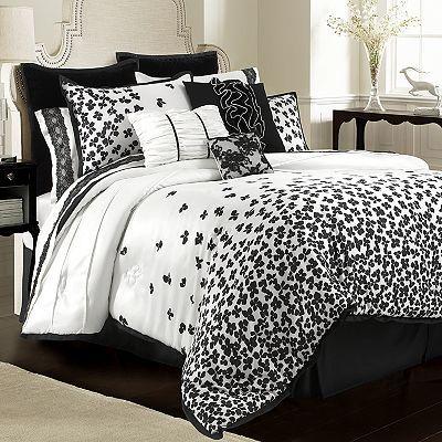 Daisy Fuentes Allure Bedding Coordinates Original 44 99 329 99