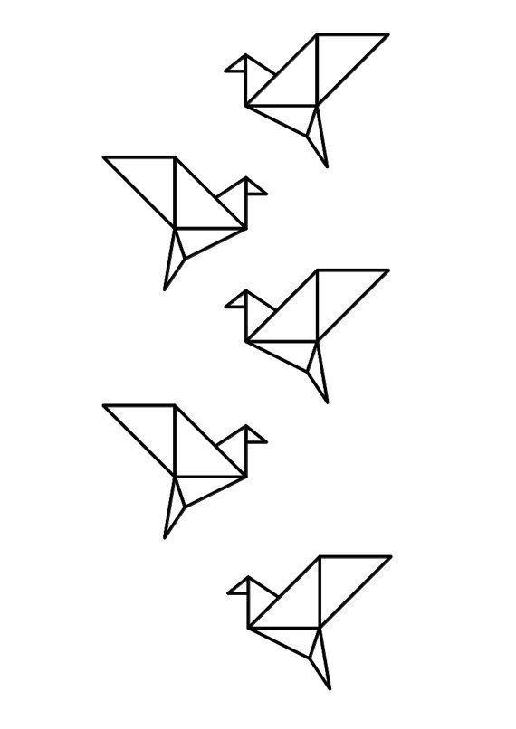 Bird Monochrome Origami Kunstdruck von IngridPetrieDesign aufwärts Etsy  Bird Monochrome Origami Kunstdruck von IngridPetrieDesign aufwärts Etsy #arbeitszimmer  #aufwärts #Bird #Etsy #IngridPetrieDesign #Kunstdruck #Monochrome #Origami #von