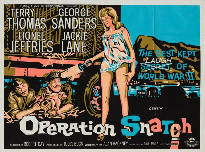 Download Operation Snatch Full-Movie Free