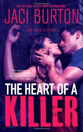 The Heart of a Killer - Jaci Burton. Before the Special Forces hero has even unpacked his bags from twelve years of active duty, he's embroiled in murder—corpses bearing the brutal trademark he's seen only once before—on the worst night of his life. The last time Detective Anna Pallino saw Dante Renaldi, they were in love. Now, he's part of the connection to a string of fresh homicides and a horrible assault Anna only survived thanks to him. More than anything,