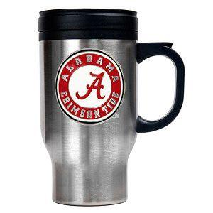 Image Detail for - Alabama Crimson Tide Travel Mug and Alabama Crimson Tide Travel Mugs