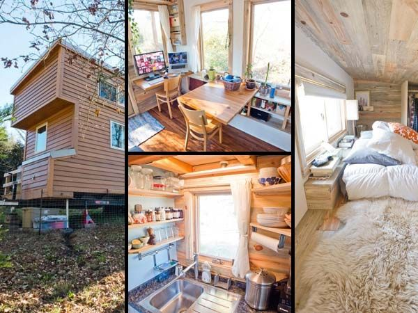 Astounding 1000 Images About Tiny House Mini Maison On Pinterest Tiny Largest Home Design Picture Inspirations Pitcheantrous