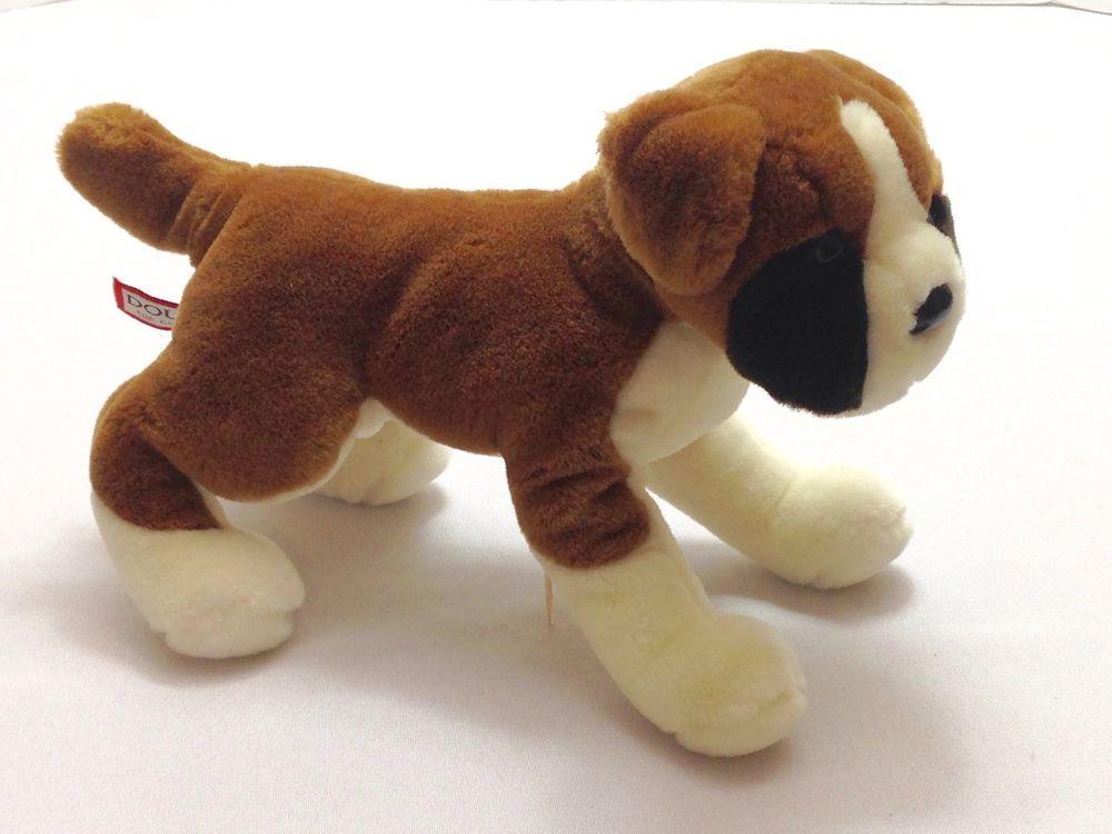 Douglas The Cuddle Toy Plush St Bernard Stuffed Animal Dog Cuddle