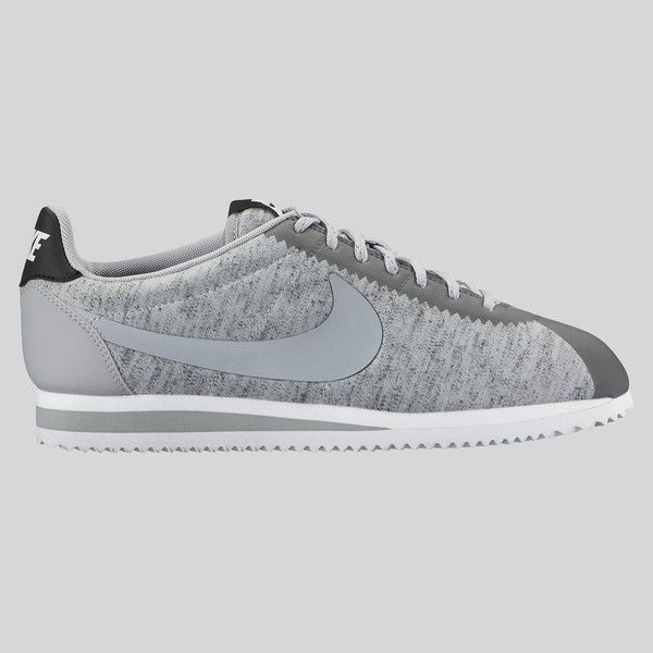 Nike Wmns Classic Cortez '15 TP Tech Pack Tumbled Grey Black White