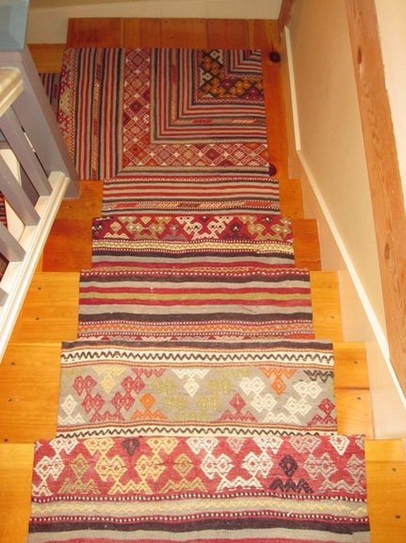 Best 20 Chic Boho Stair Carpet Ideas To Inspire Your Home 400 x 300