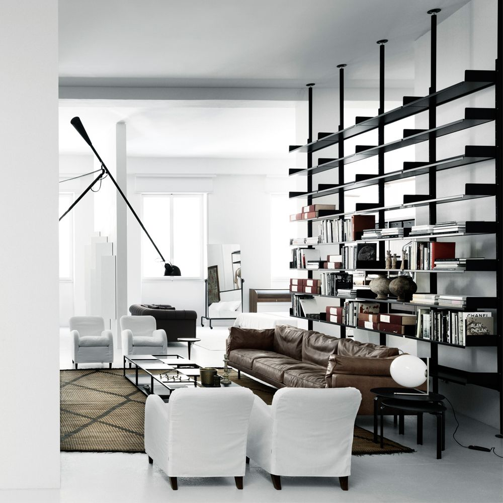 Shop Suite Ny For The 606 Universal Shelving System Designed By