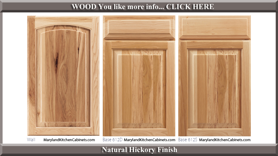 613 Hickory Cabinet Door Styles And Finishes Kitchen Cabinet Door Styles Cabinet Door Styles Hickory Cabinets