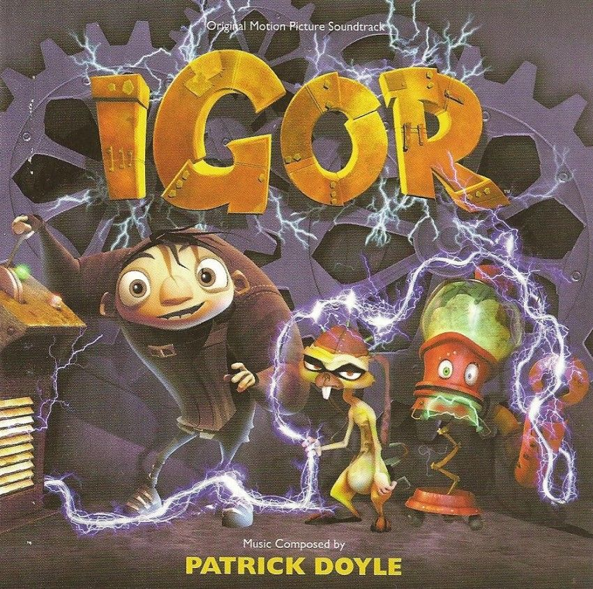 Pin by Marina Rosu on Soundtracks Doyle, Animated movies