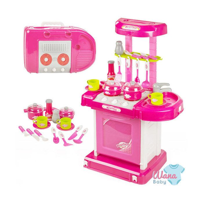 Kitchen Set Koper Mainan Anak Harga Rp 225 000 Wa 085726317338 Line