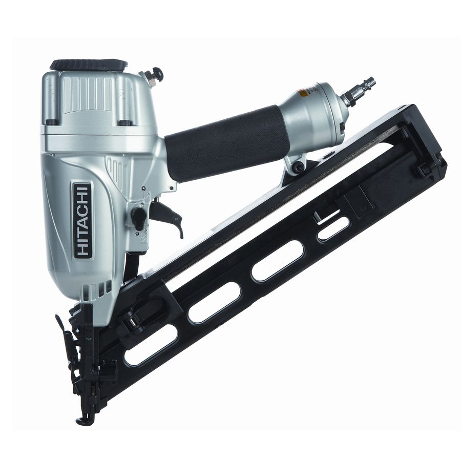 Shop Hitachi Finishing Pneumatic Nail Gun at Lowes.com | tools/shop ...