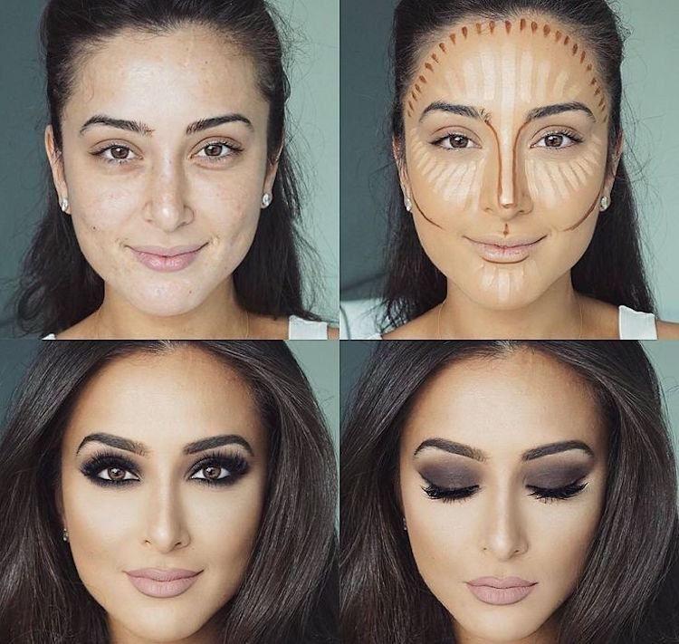 Tout Savoir Sur La Terrasse En Bois Thermo Modifié: Tout Savoir Sur Le Maquillage Contouring