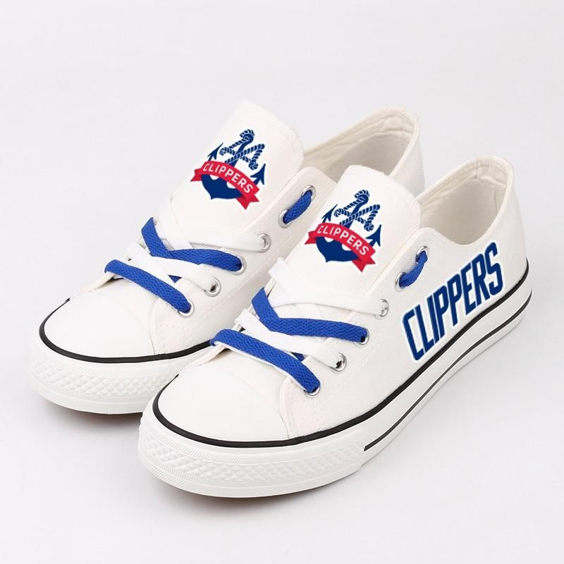 NBA Shoes Custom Los Angeles Clippers