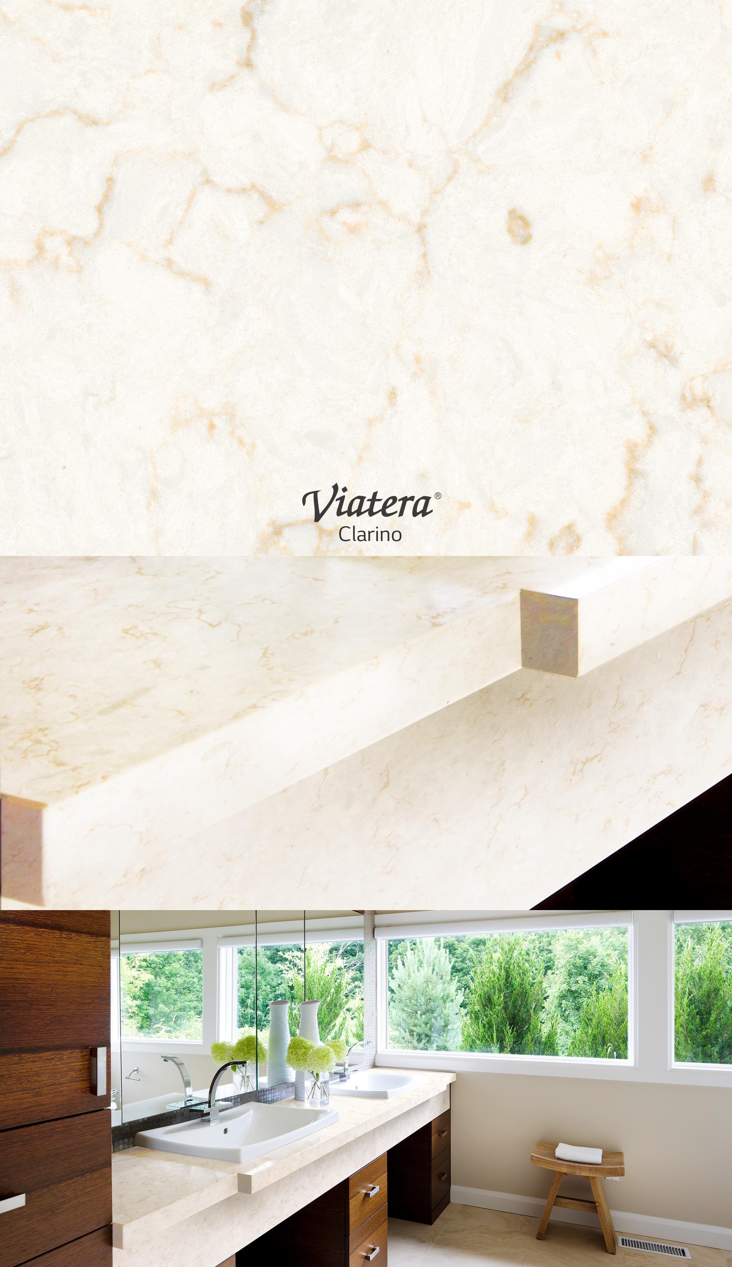 Viatera Clarino L Quartz Countertop Quartz Kitchen Countertops
