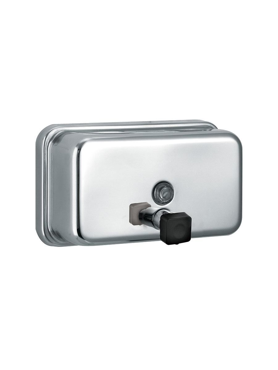 Hands Free Stainless Steel Automatic Ir Sensor Touchless Soap