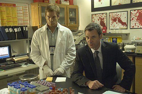 Chris Vance as Cole Harmon in Dexter.