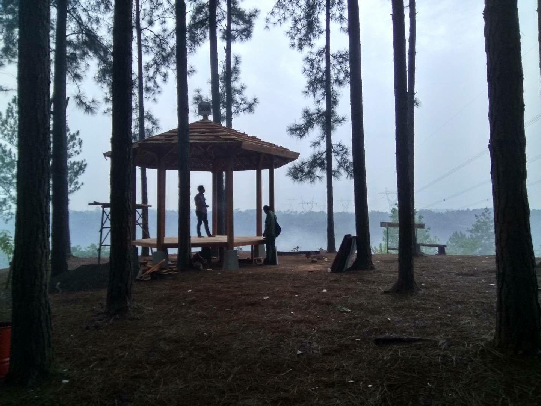 Wana Wisata Pokland Desa Haurwangi Kec Haurwangi Kab Cianjur