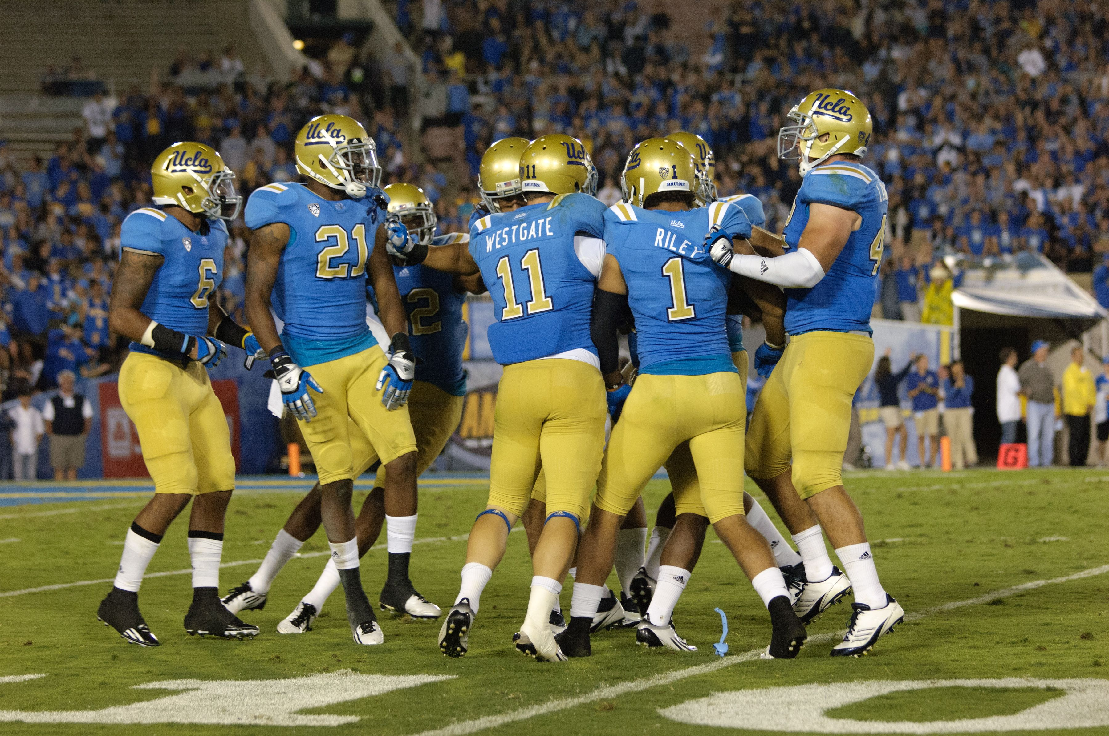 Ucla Bruins Football Ucla Bruins Football Football Ucla