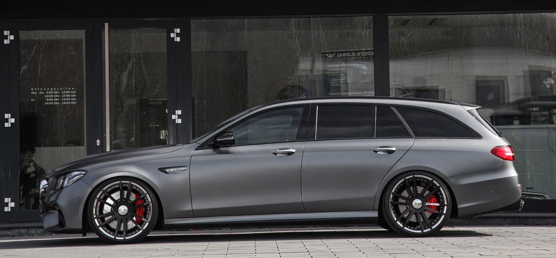 Mercedes-AMG E63 S Estate Goes From Super To Hyper With ...
