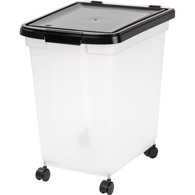 Iris Usa Inc Airtight 65 Qt Pet Food Storage Container In 2019
