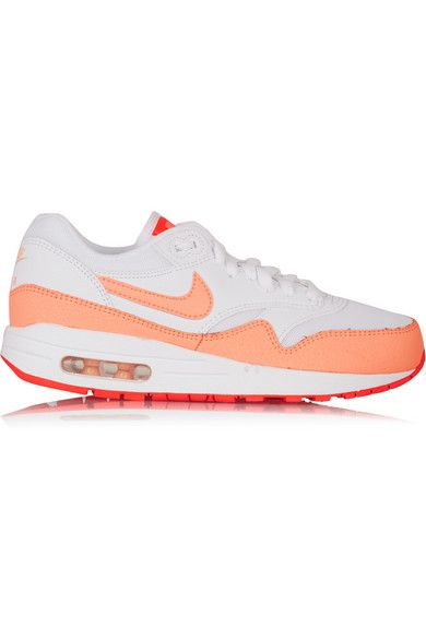 Nike Air Max 1 Essential leather and mesh sneakers