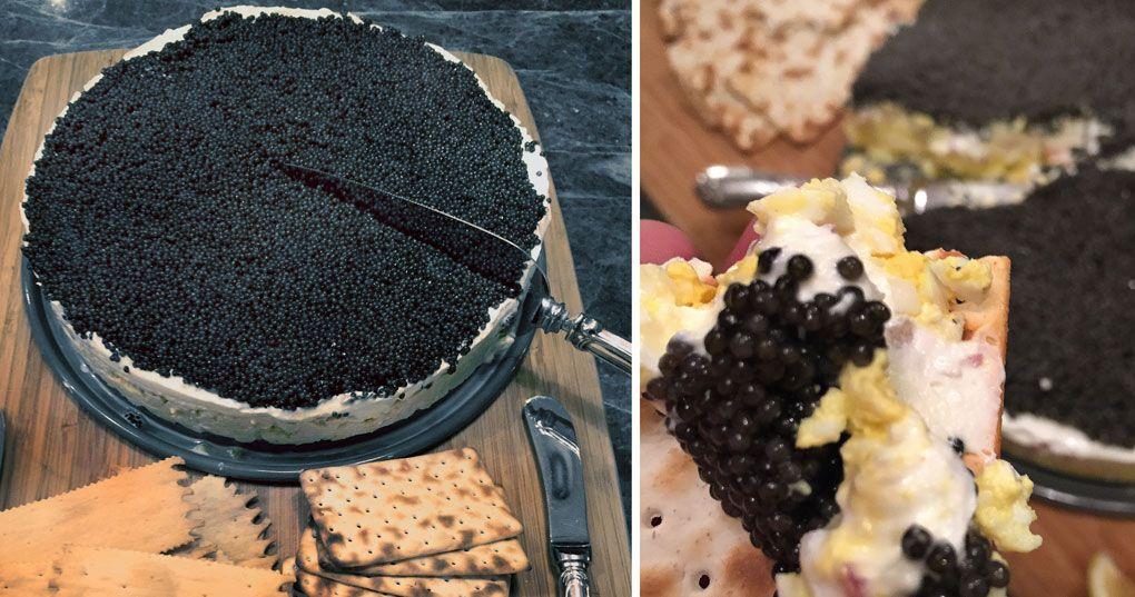 This! Caviar Pie or IThinkIDiedAndWentToHeaven...