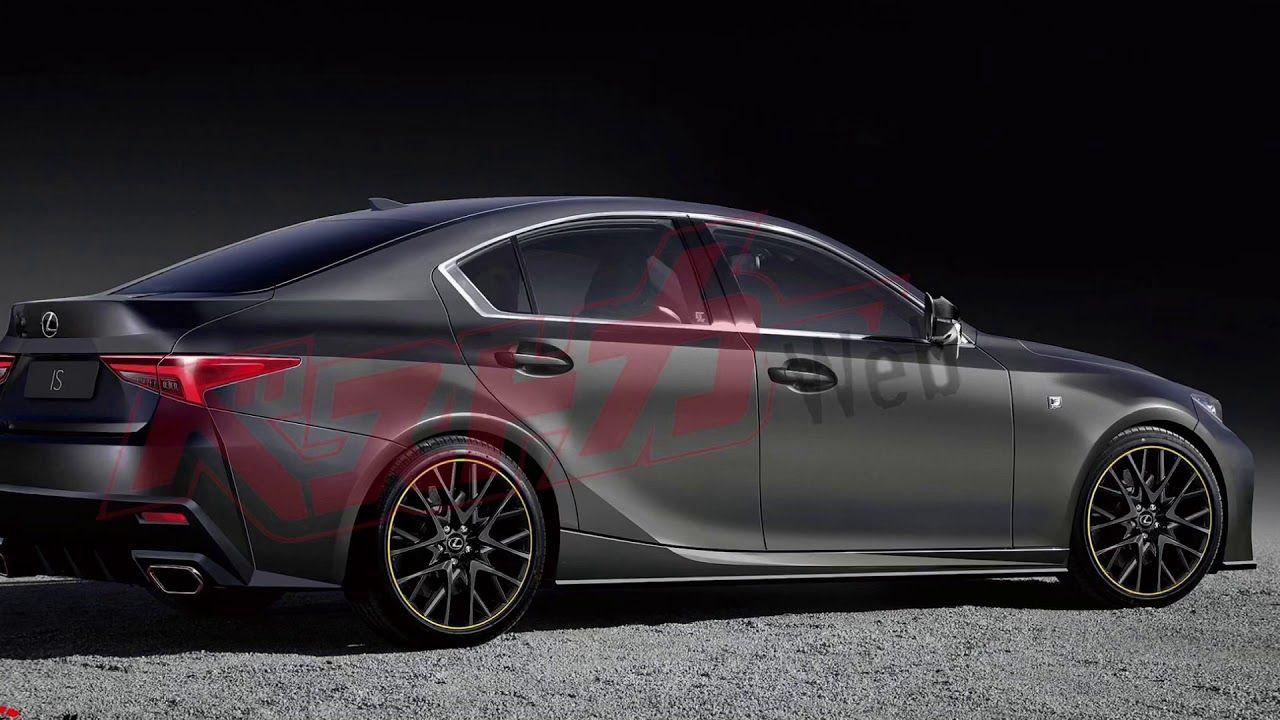 Spy Shoot Lexus Is 200T 2021